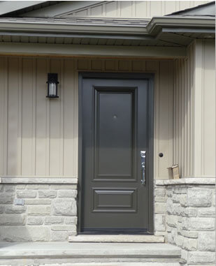 Exterior Entry Door Installation